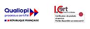 Logo Qualiopi et Icert