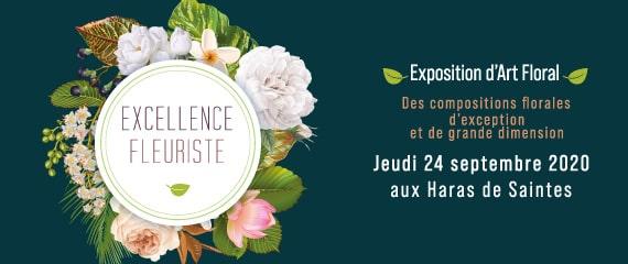 Exposition Excellence Fleuriste 2020